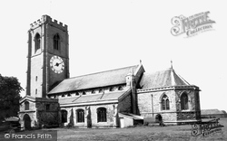 St Michael's Church c.1965, Coningsby