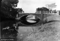 Coningsby, The Bridge c.1960