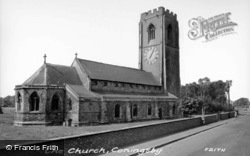 The Church c.1960, Coningsby