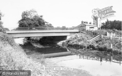 The River And Church c.1960, Coningsby