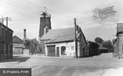 Coningsby, The Windmill c.1955