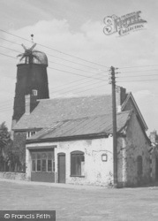 The Windmill c.1955, Coningsby
