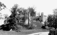 Conisbrough, the Castle 1895