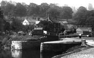 Conisbrough, the Lock 1895