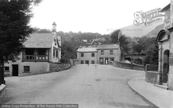 Photo of Coniston, 1912