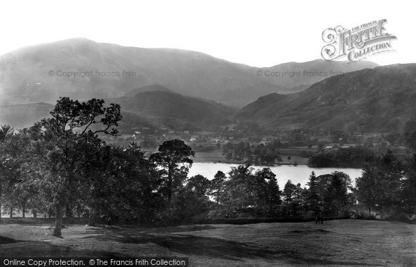 Photo of Coniston, And Old Man 1887
