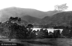 Coniston, And Old Man 1887