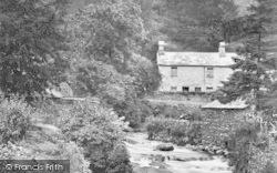 Coniston, Church Beck 1924