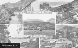 Coniston, Composite c.1955