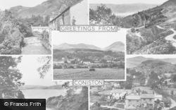 Coniston, Composite c.1955
