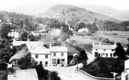 Coniston, from Church Tower 1906