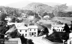 From Church Tower 1906, Coniston