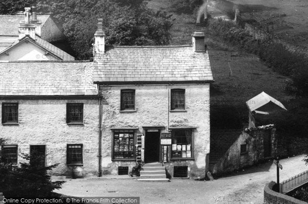 Photo of Coniston, From Post Office 1906