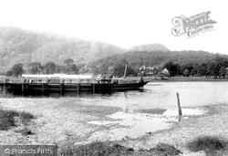 Gondola Pier 1906, Coniston
