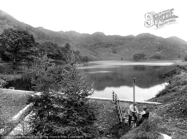 Photo of Coniston, Oxenfell Tarn 1924