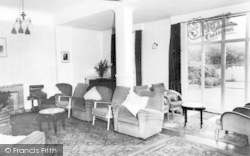 Coniston, Post Office Fellowship Of Remembrance, Waterhead, The Lounge c.1960