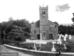 St Andrew's Church 1929, Coniston