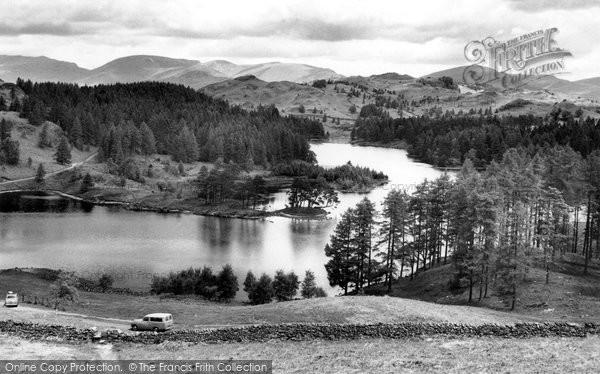 Photo of Coniston, Tarn Hows c.1960