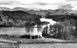 Coniston, Tarn Hows c.1960