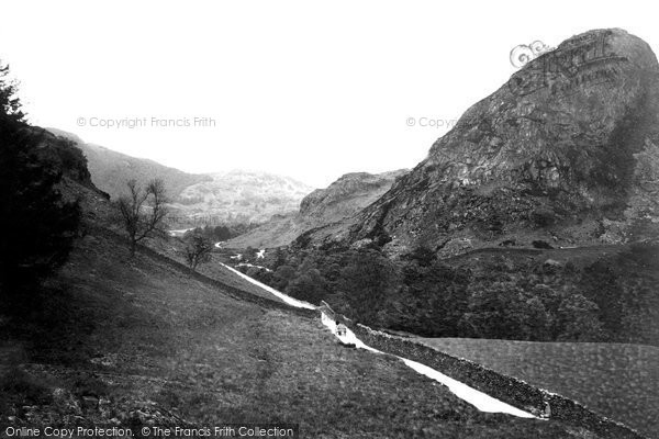Photo of Coniston, The Fells 1912