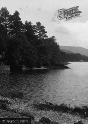 Coniston, The Lake 1912