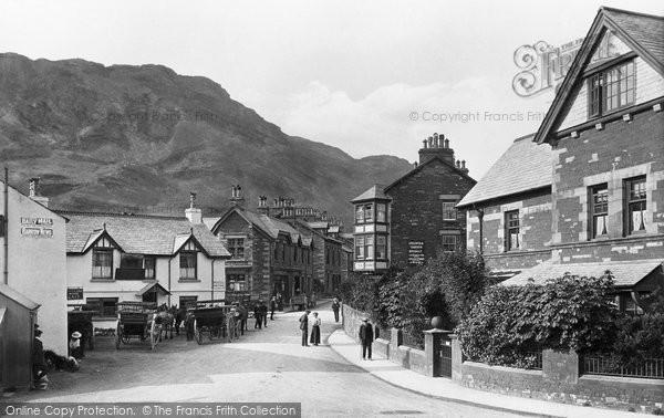 Photo of Coniston, The Village 1912