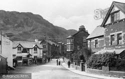 Coniston, The Village 1912