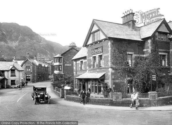 Photo of Coniston, The Village 1929