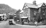 Coniston, the Village 1929