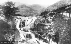 Coniston, Upper Falls c.1935