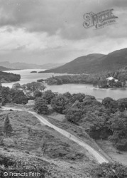Coniston, View From Beacon's Crag 1929