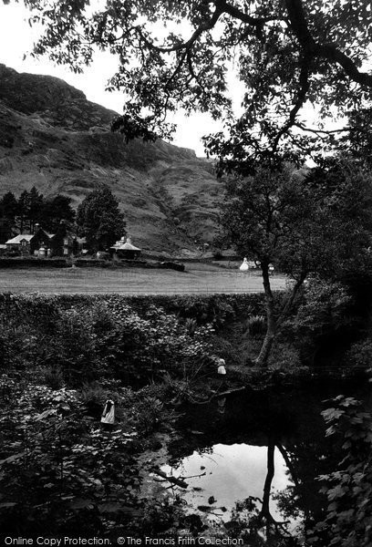 Photo of Coniston, View On The Tilberthwaite Road 1912