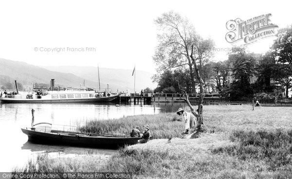 Photo of Coniston, Waterhead 1912
