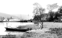 Coniston, Waterhead 1912