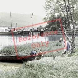 Coniston, Waterhead 1912