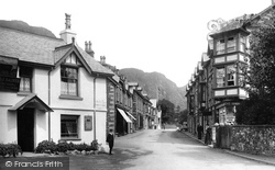 Coniston, Yewdale Road 1906