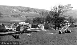 Conistone, With Kilnsey 1953