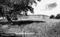 Connah's Quay, Flintshire Technical College c.1965