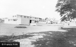 Connah's Quay, The Library c.1965