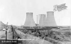 Connah's Quay, The Power Station c.1965
