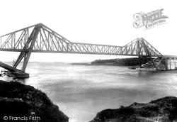 Connel Ferry, Bridge 1903