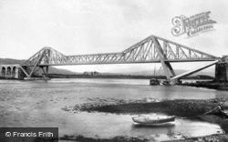 Connel Ferry, The Bridge 1903