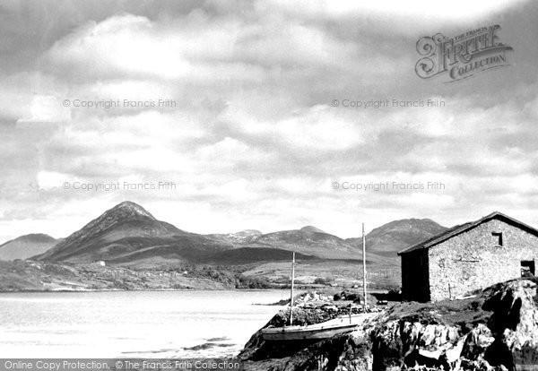 Photo of Connemara, Barnaderg Bay c.1955
