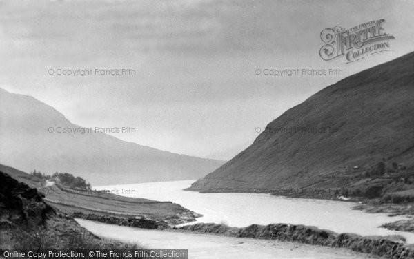 Photo of Connemara, Killary Harbour c.1955