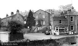 Cononley, Baptist Chapel c.1960