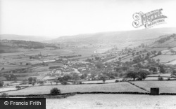 Cononley, General View c.1960