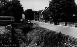 Cononley, Main Street c.1960