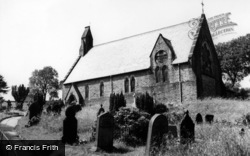 Cononley, The Church c.1960