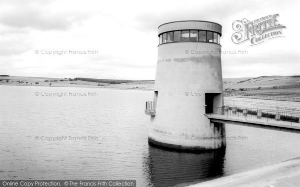Photo of Consett, Derwent Reservoir c1965, ref. c217021