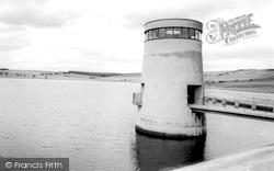 Consett, Derwent Reservoir c.1965